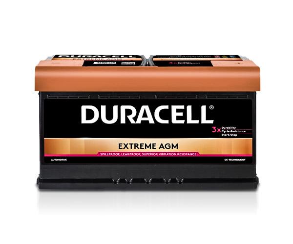 Akumulatory Duracell